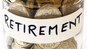 Prudent saving for retirement.